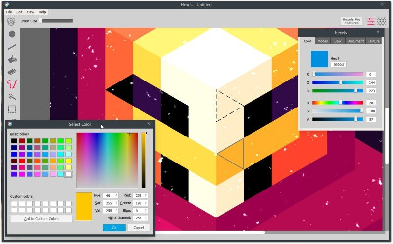 programas para hacer pixel art
