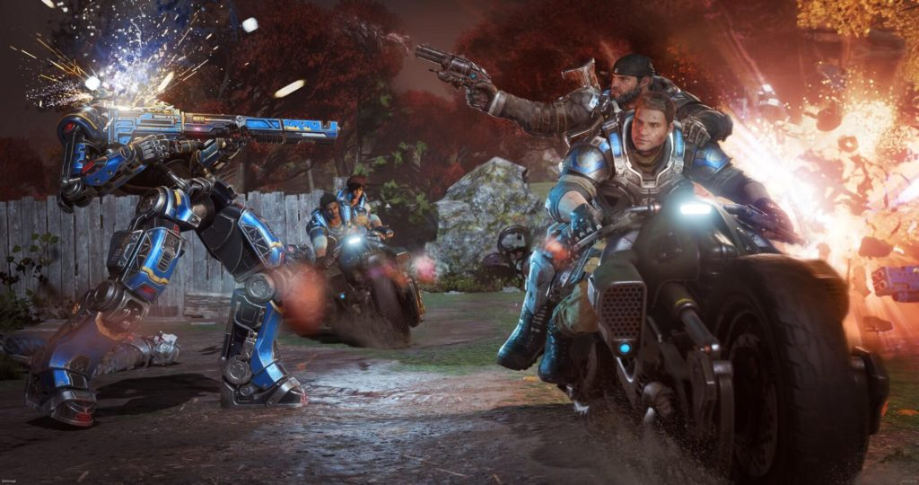 descargar gears of war 4 para PC gratis 2