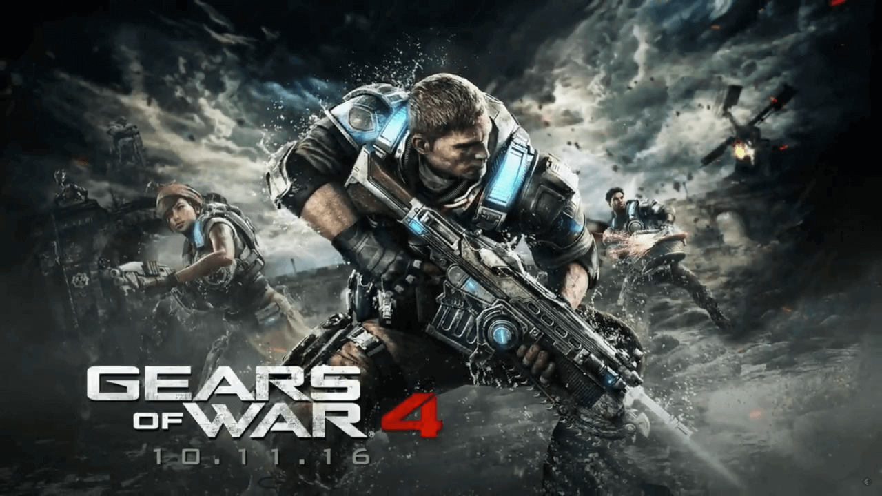 descargar gears of war 4 para PC gratis