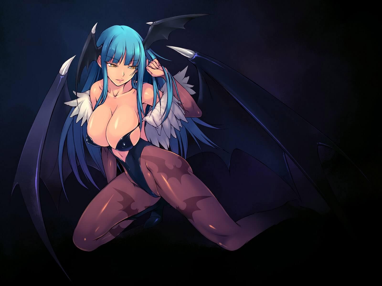 10 Fondos De Pantalla Sexys De Chicas Anime Nosoynoob