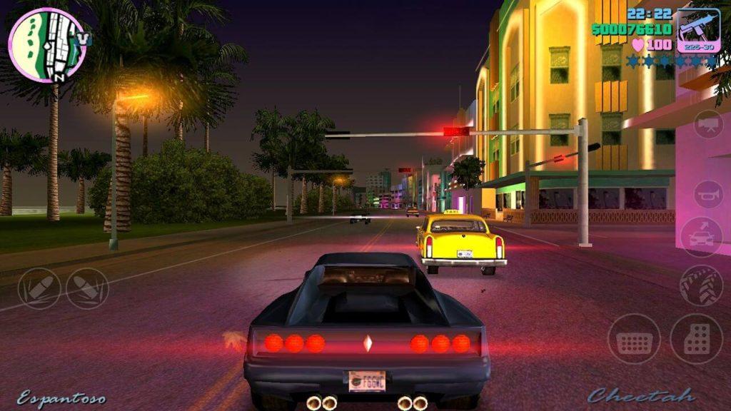 GTA Vice City para Android 2