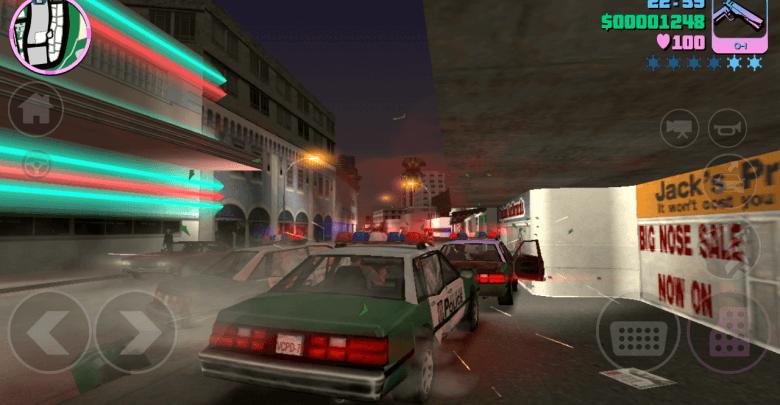 GTA Vice City para Android 3