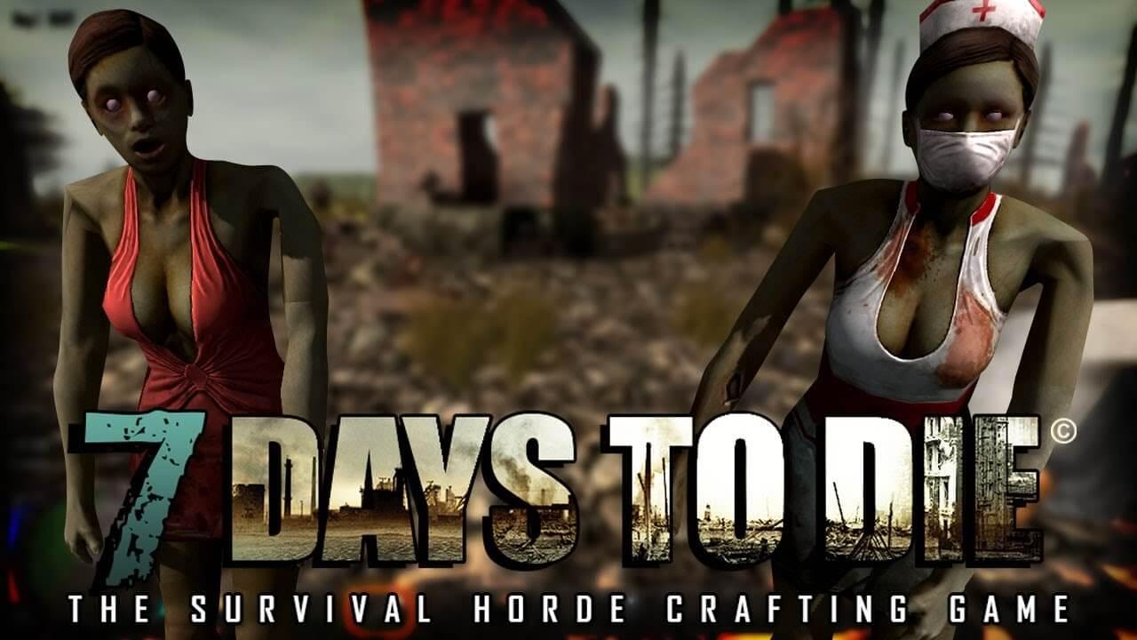 7 Days to Die [PC][Full Mega][1 Link][Portable]