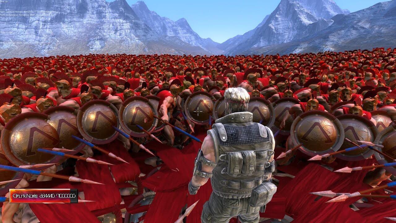 descargar ultimate epic battle simulator pc
