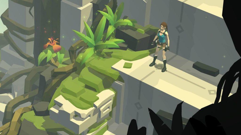 descargar lara croft go para Android gratis 2