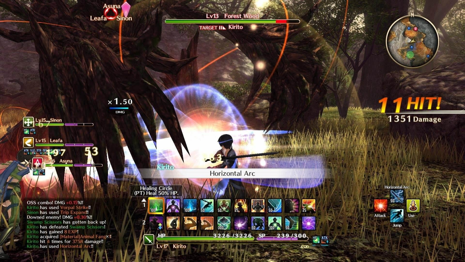 Sword Art Online Hollow Realization Para Pc Gratis Nosoynoob