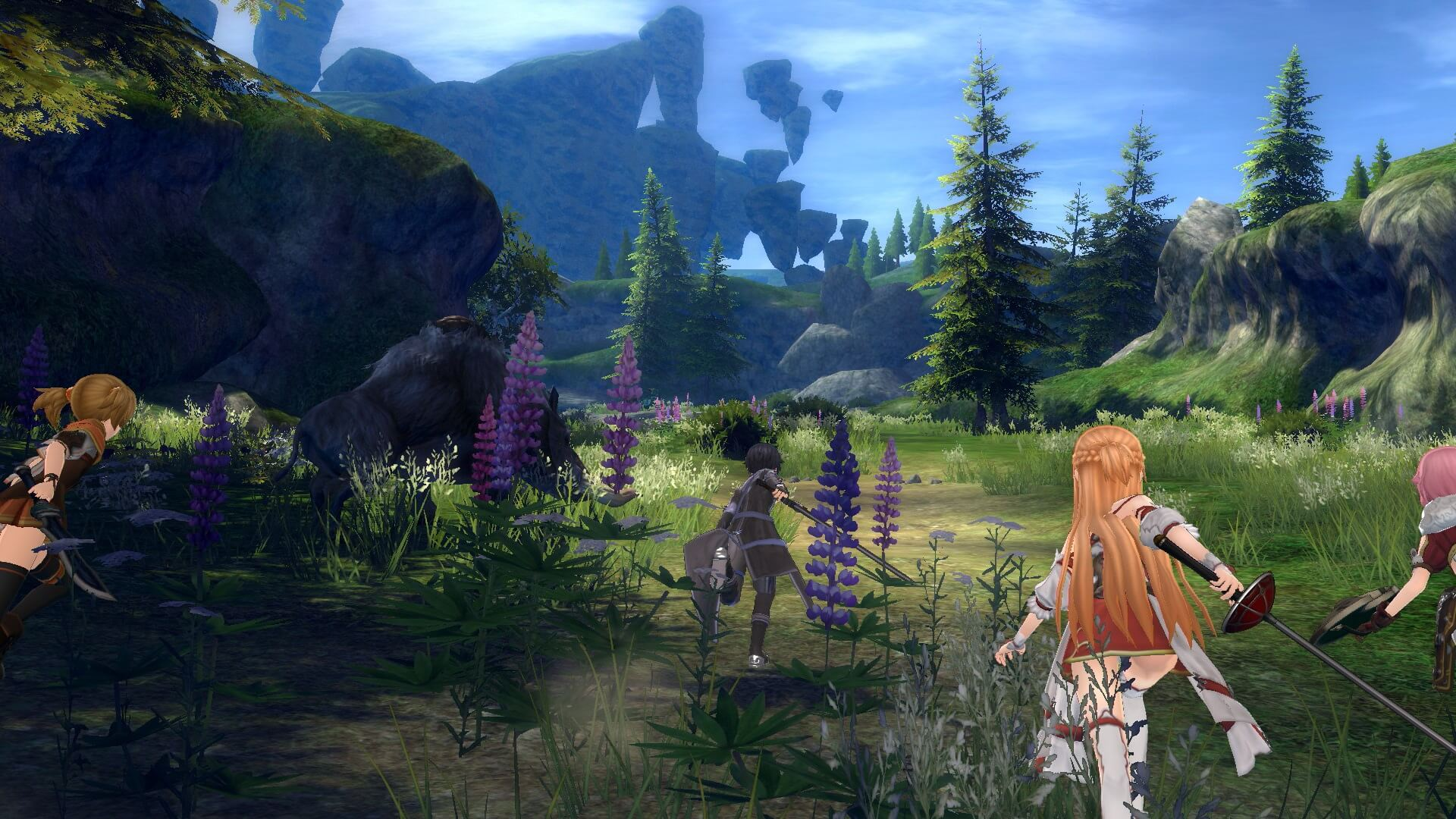 descargar Sword Art Online Hollow Realization para PC gratis 3