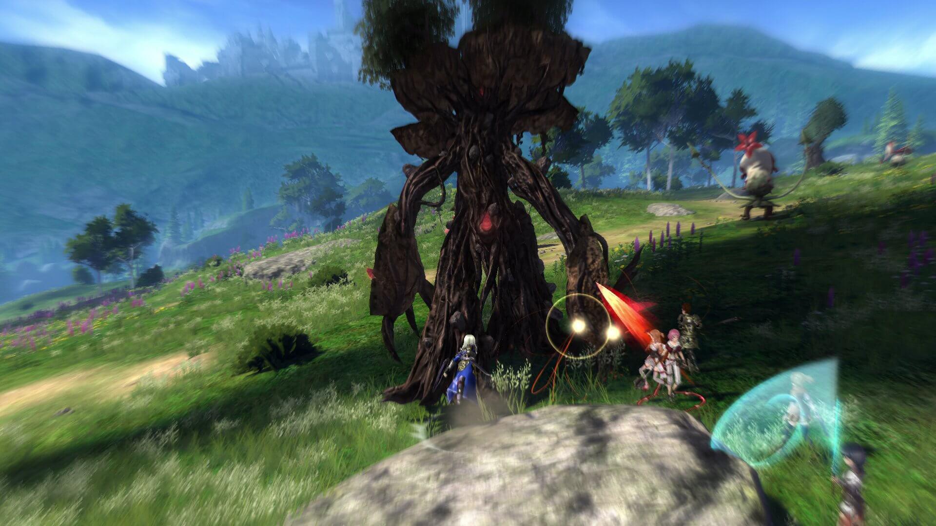 descargar Sword Art Online Hollow Realization para PC gratis 4