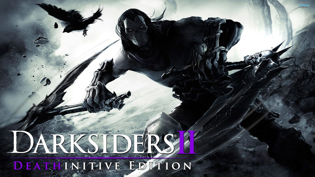 Descargar darksiders ii deathinitive edition para pc gratis nosoynoob - Descargar darksiders 2 ...