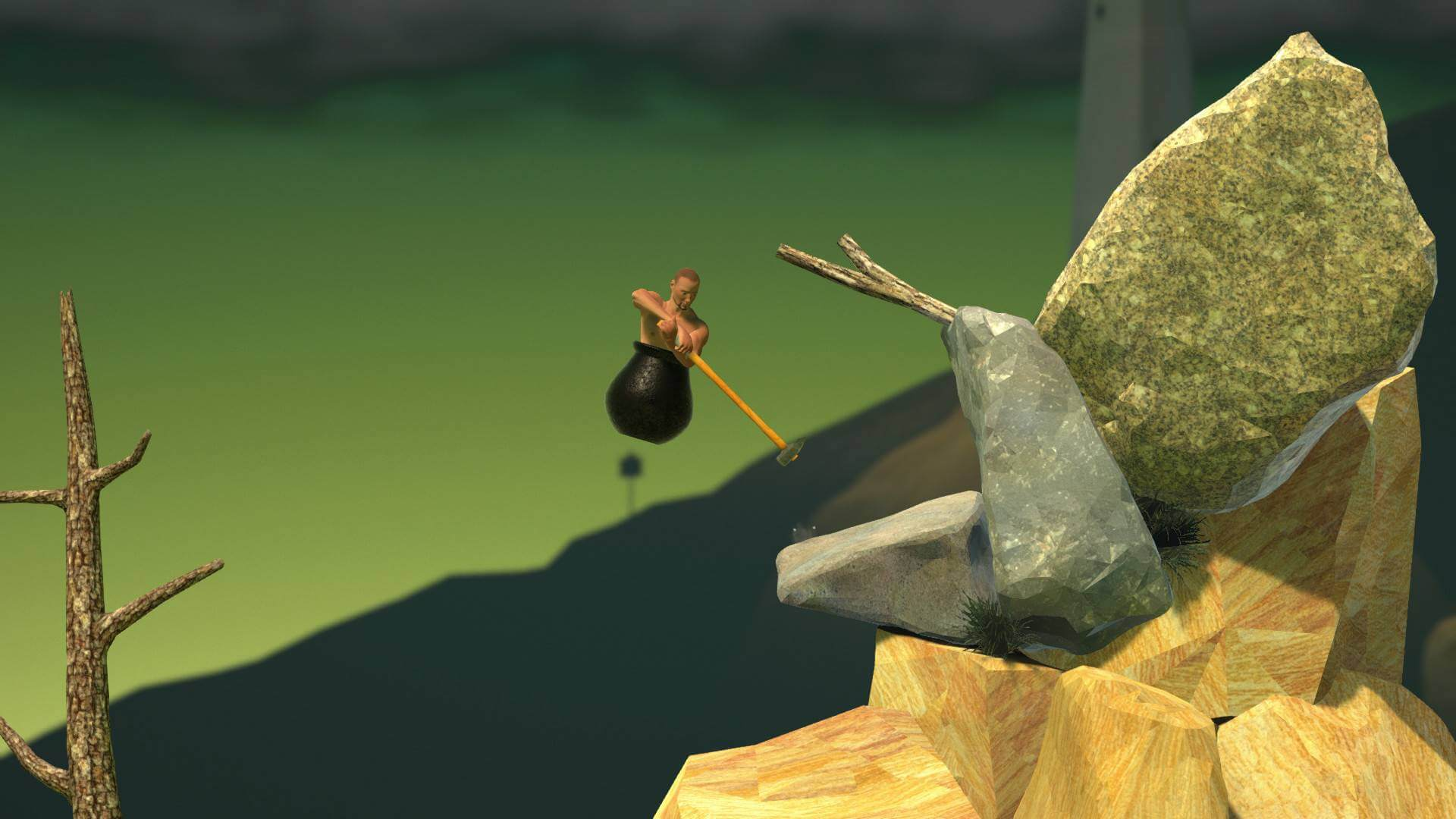 descargar getting over it para pc gratis